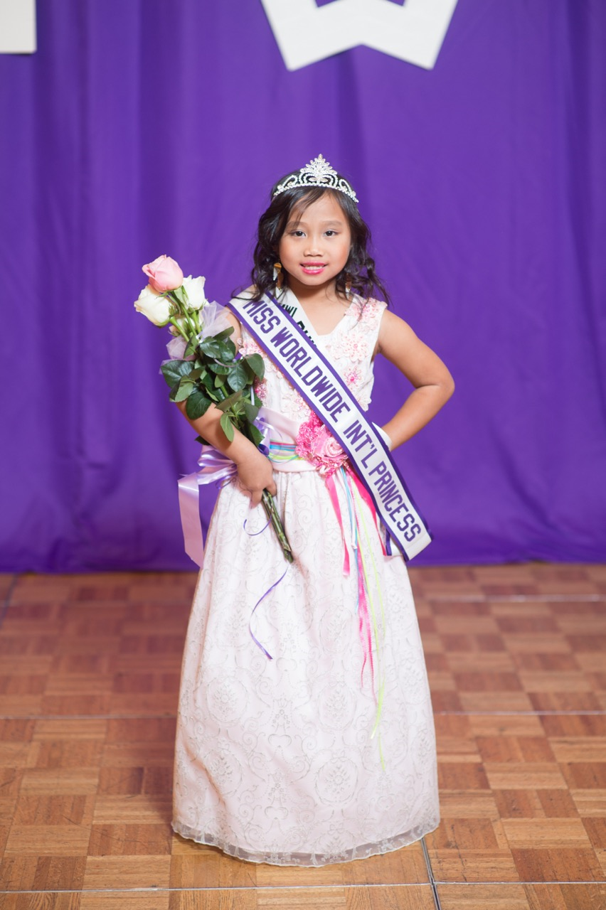 camile anoos miss worldwide international princess - philippines 2014