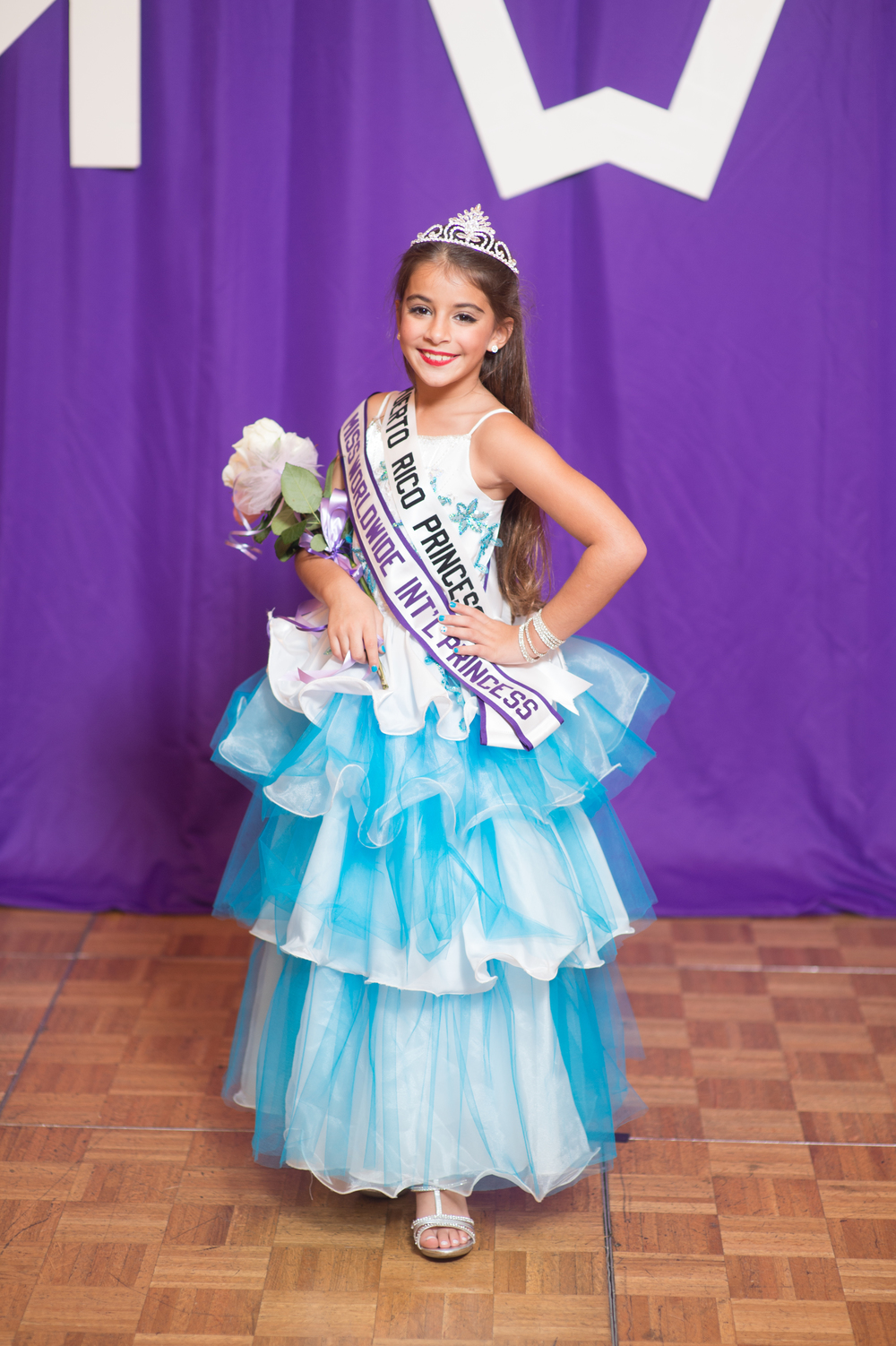 sofia barbeito miss worldwide international princess - puerto Rico 2014
