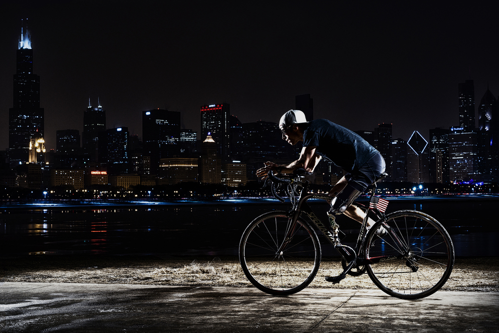 Help Inspire Athletic Apparel - Bike