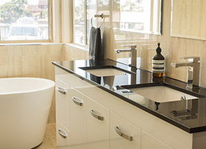 Bathroom Vanities, Baths & Tapware