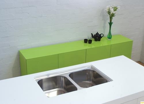oliveri double undermount dz10u - Oliveri Undermount Kitchen Sinks