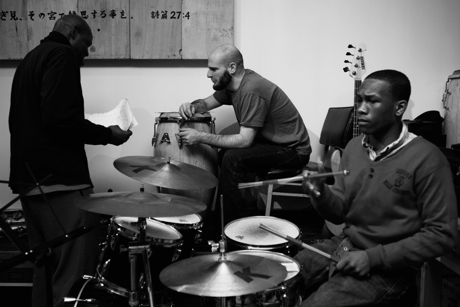 David Boykin Trio: Live at Dorchester Projects