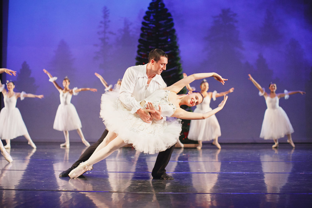 Nutcracker 2018 - Each winter, Allegra's ballet program produces a full scale rendition of George Balanchine's The Nutcracker. Soloists and corps dancers come from the Allegra Ballet Program and all students are encouraged to audition to be apart of this classic holiday tale. Allegra's Nutcracker will give young dancers a wonderful opportunity to learn this classic choreography and will make memories that will last a lifetime!