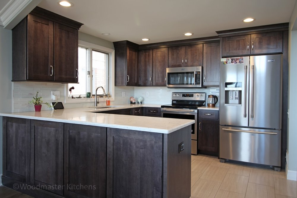Designer Cabinets, Countertops And More To Remodel Your Kitchen