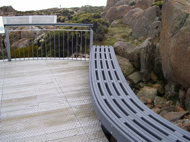 Bench Seats Curved Mt Wellington 1.jpg
