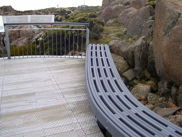 Bench Seats Curved Mt Wellington 1.jpg