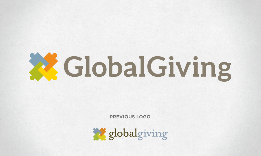 GlobalGiving Logo Refresh