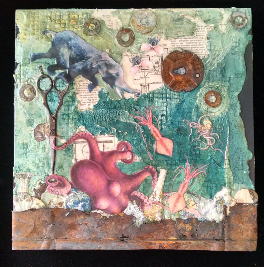 Octopus' Garden  SOLD