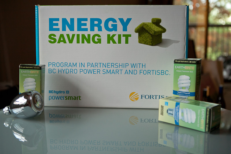 Power Smart Energy Saving Kit