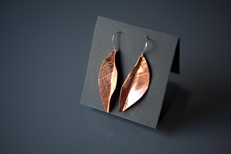 Nature Cast Earrings