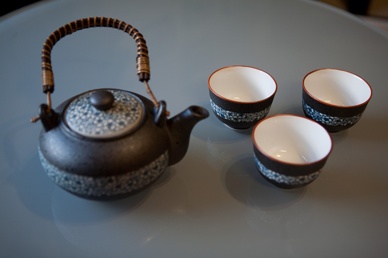 6-Piece Japanese Tea Set