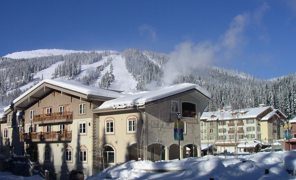 Three Night Stay in Sun Peaks - Heffley Boutique Inn