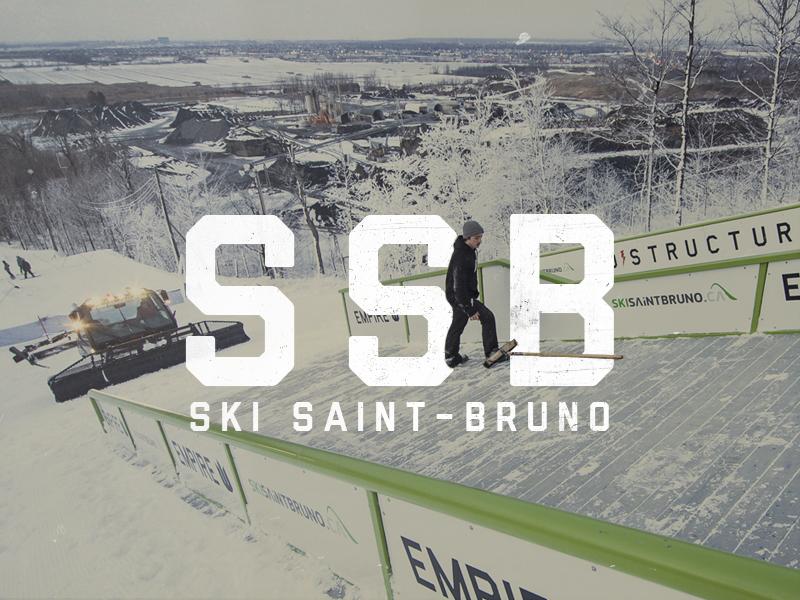 Conception, construction et entretien du parc à neige de Ski Saint-Bruno, 2011 - 2015. Voyez le Plan 3D du parc ici. Pour voir le parc en action : Cliquez ici pour voir le vidéo du parc.