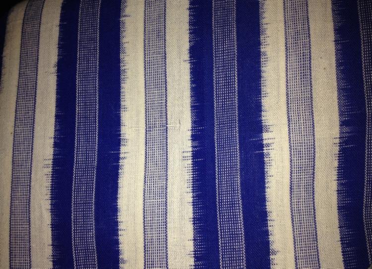 Dhaara double ikat fabric