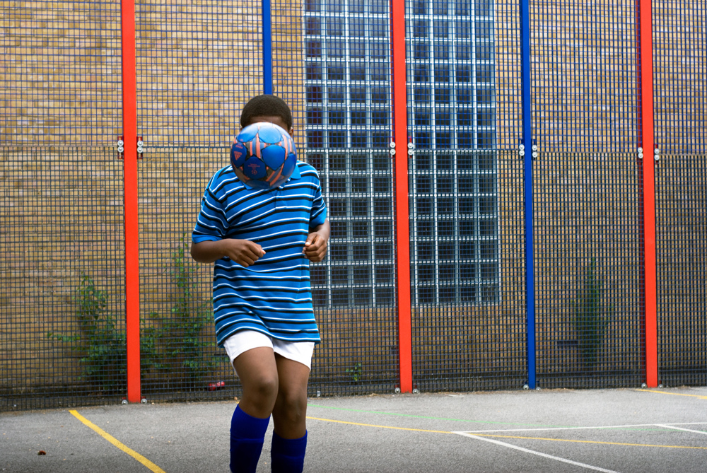 Simone Fisher, Eye on the Ball, 2011