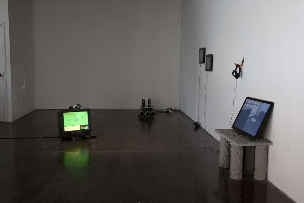 Installation at Strange Neighbour