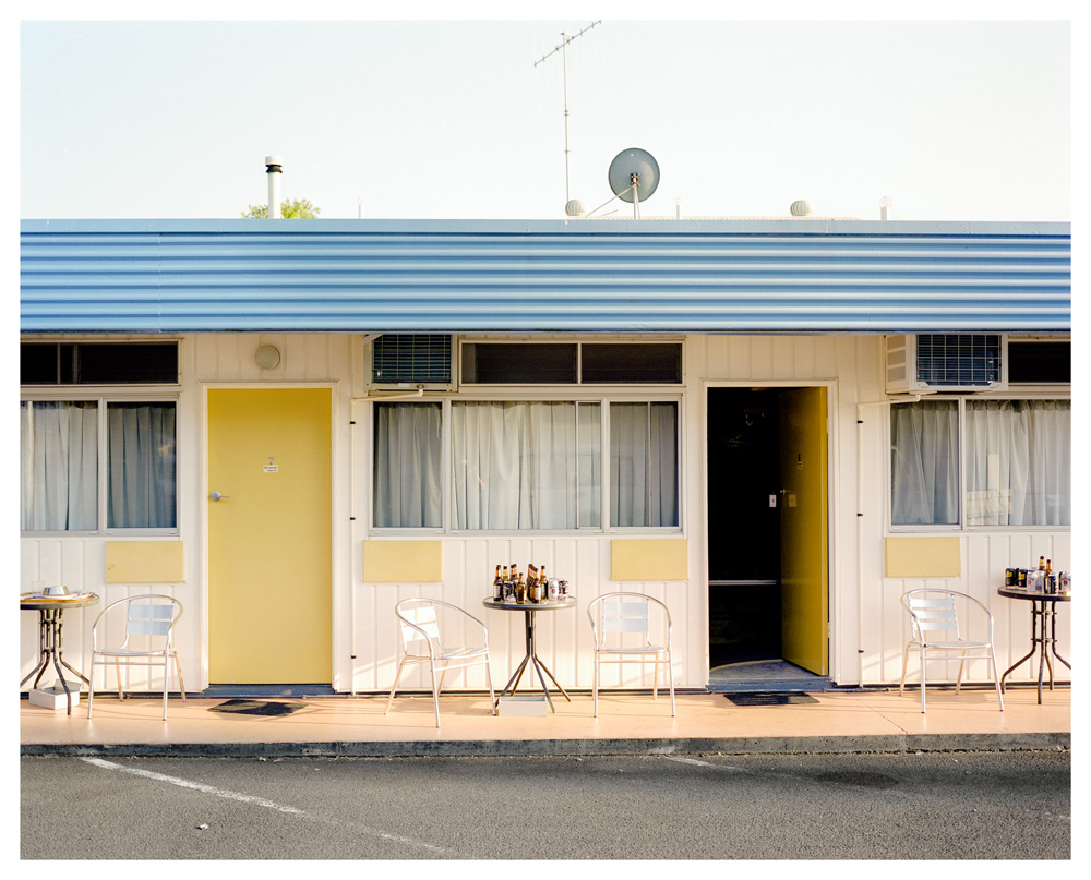 Central Queensland Project, Workers Motel 5am, 2013