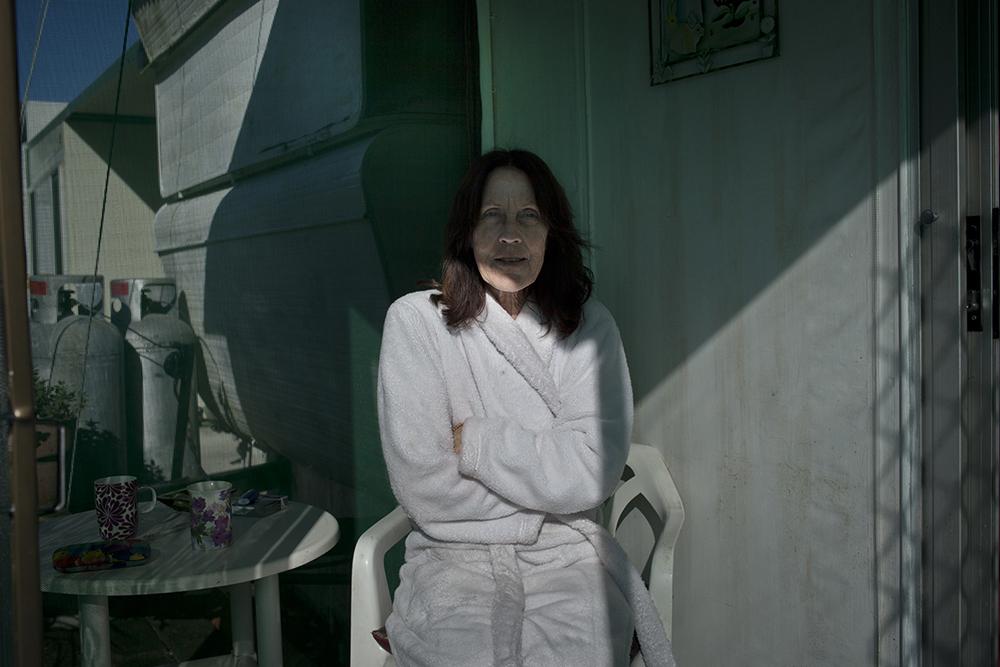 Ana Paula Estrada, photograph from Grey Nomads series, 2012