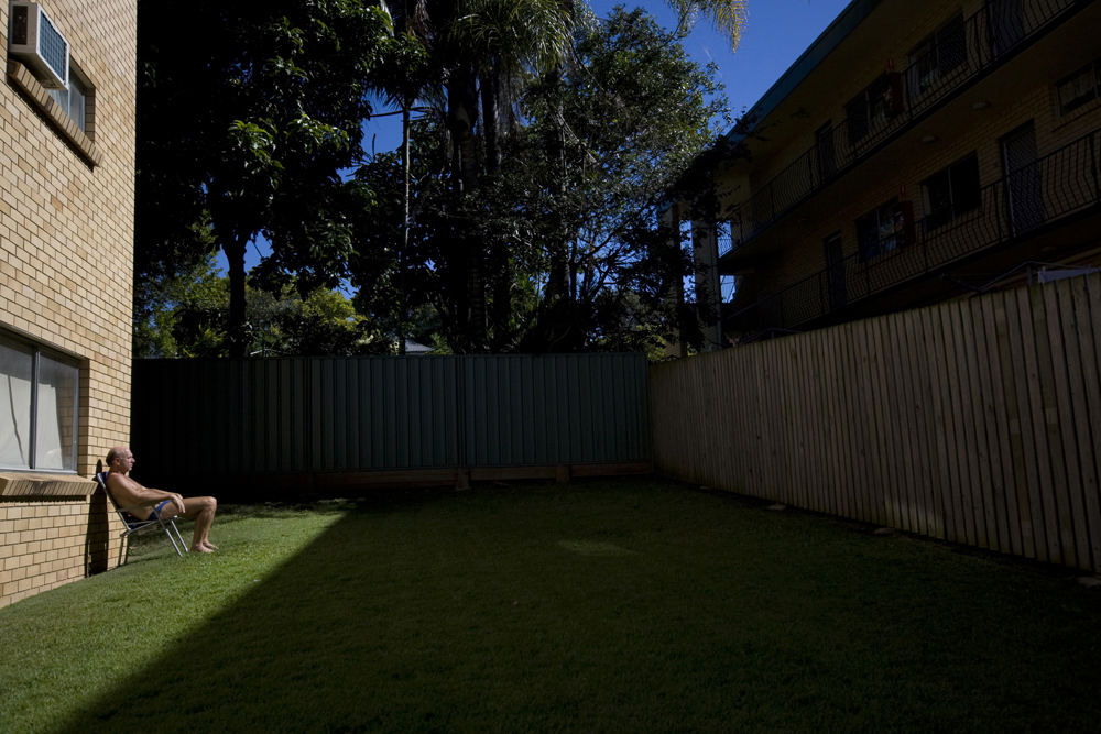 Tammy Law, Backyard Tanning, 2012