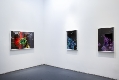 Barry Stone, Many Worlds If Any,Klaus von Nichtssagend installation view