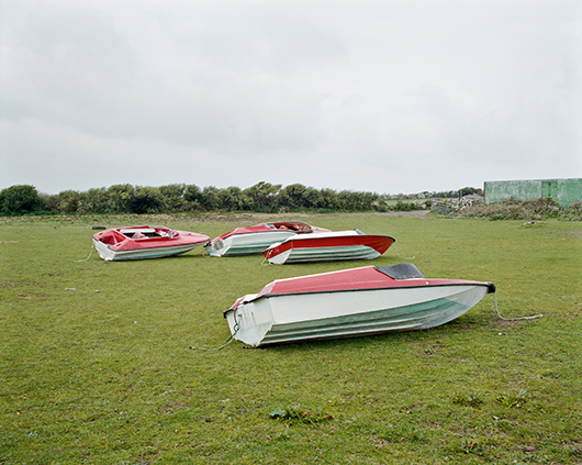Chris Round, Haseltown, Cornwall, UK, 2012