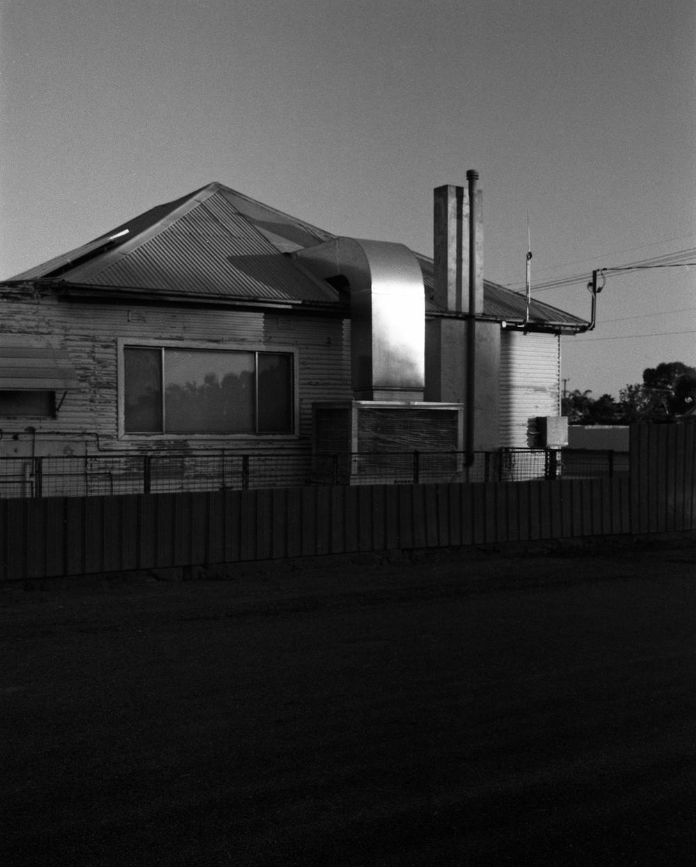Geoffrey Roberts,  Broken Hill,  2014