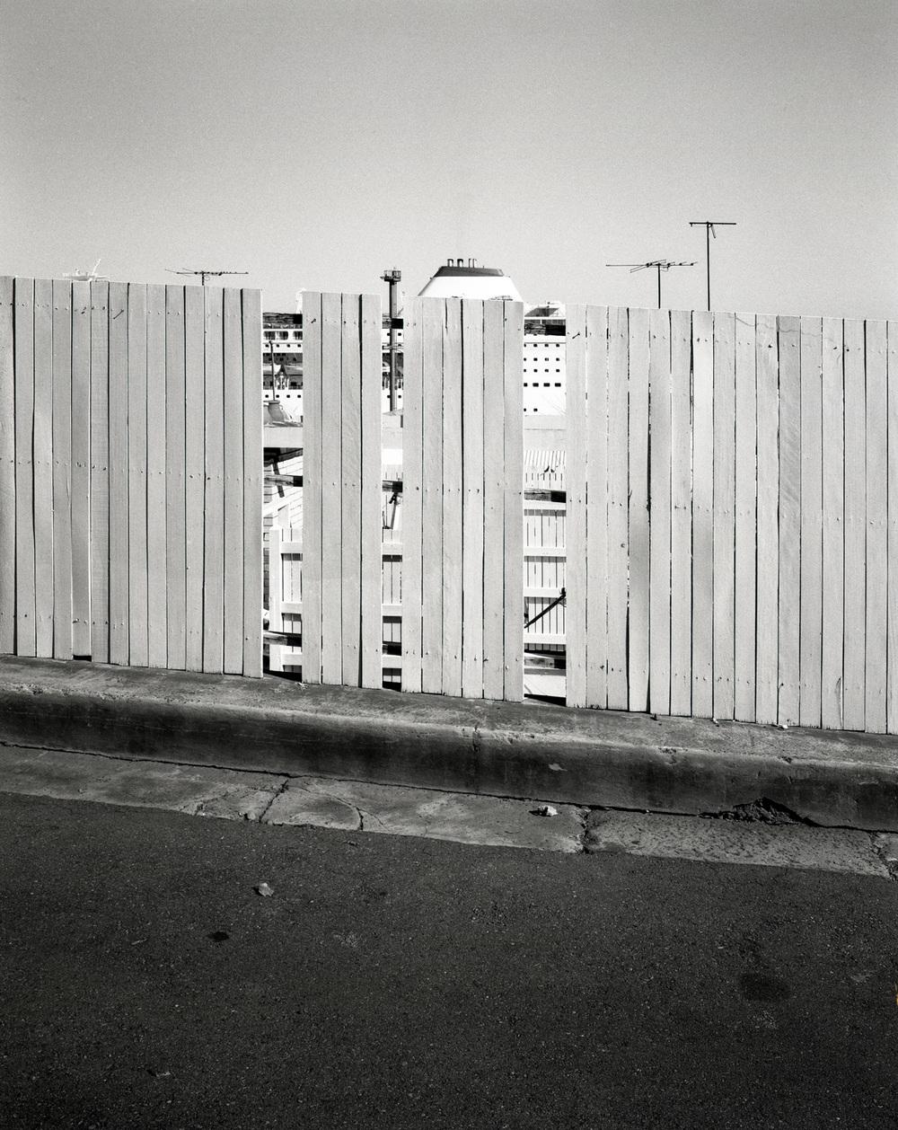 Geoffrey Roberts, Millers Point, Sydney, 2012