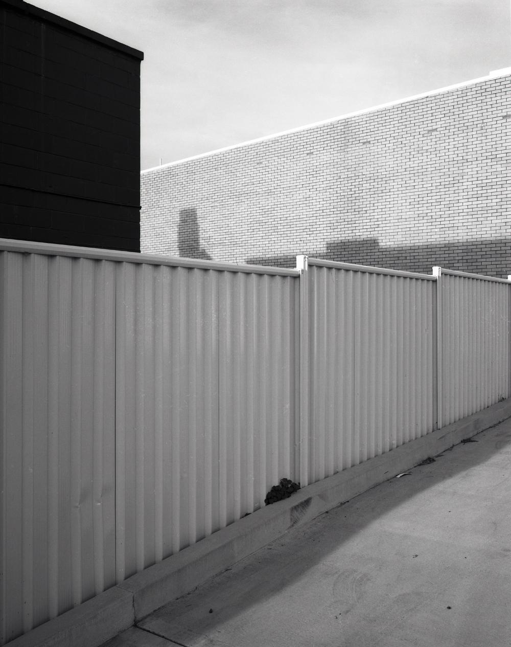 Geoffrey Roberts, Loading Dock, Armidale NSW, 2014