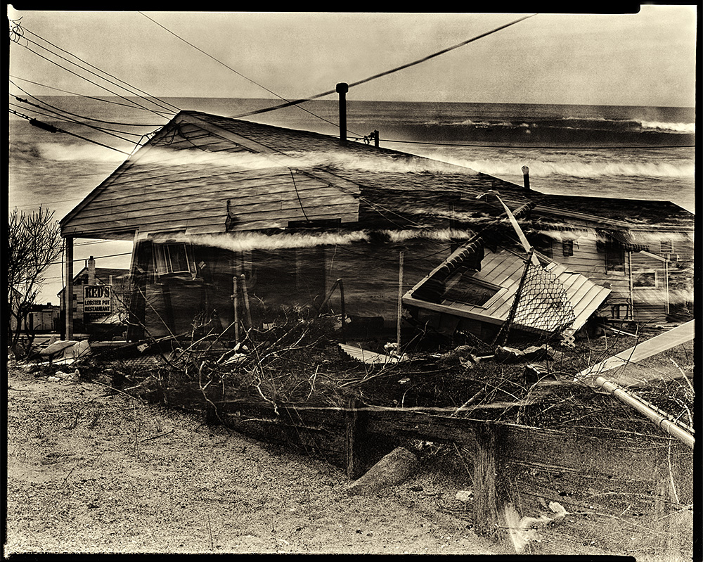 Gutted Like a Fish - Photos from Hurricane Sandy