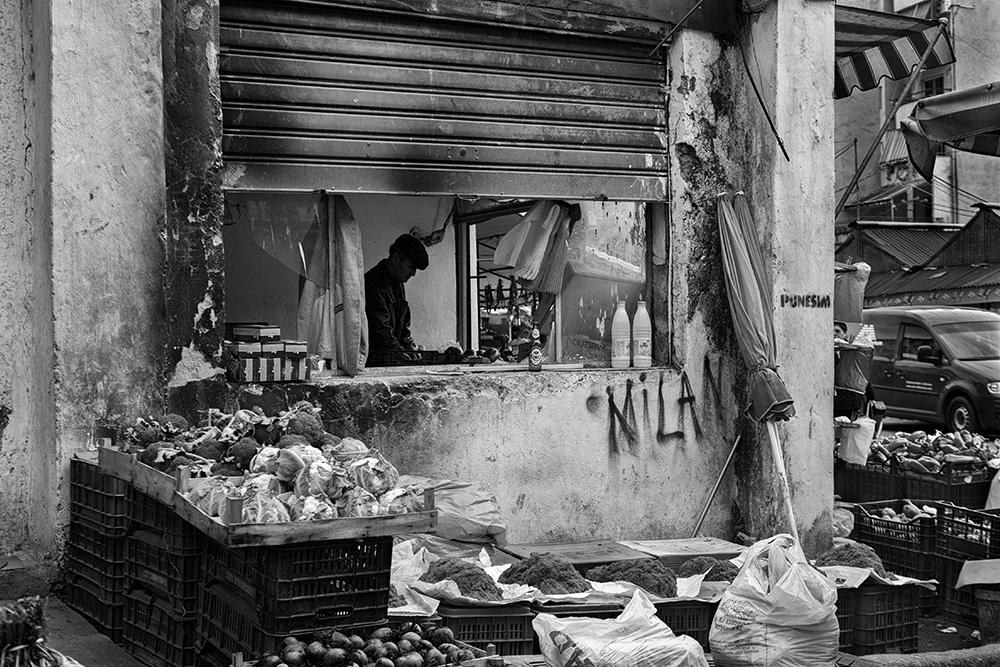 Albanian Market