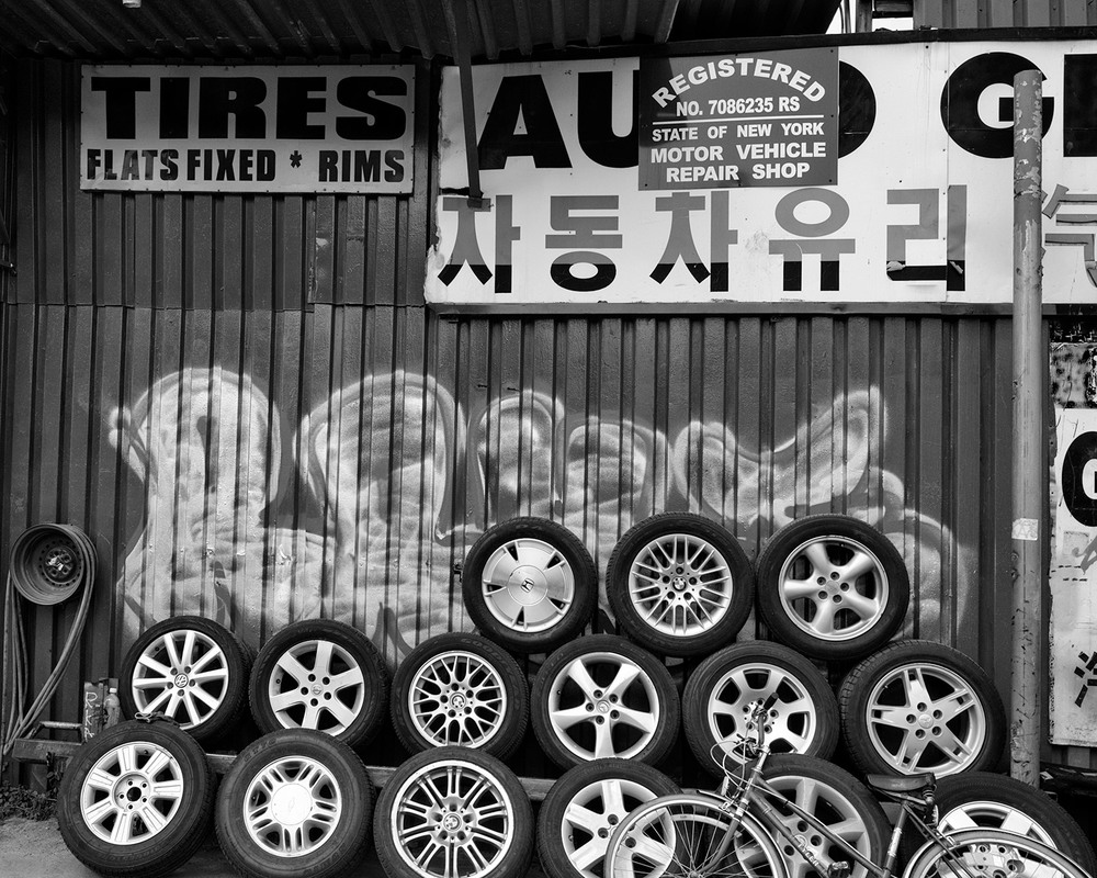 Tires and Gelatto