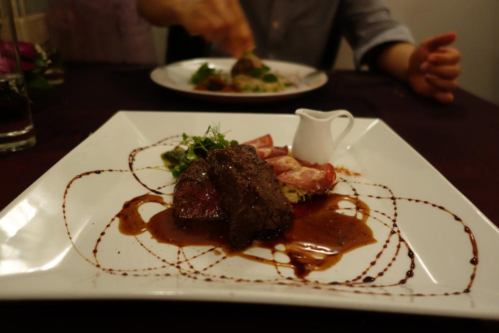 main course / 主菜