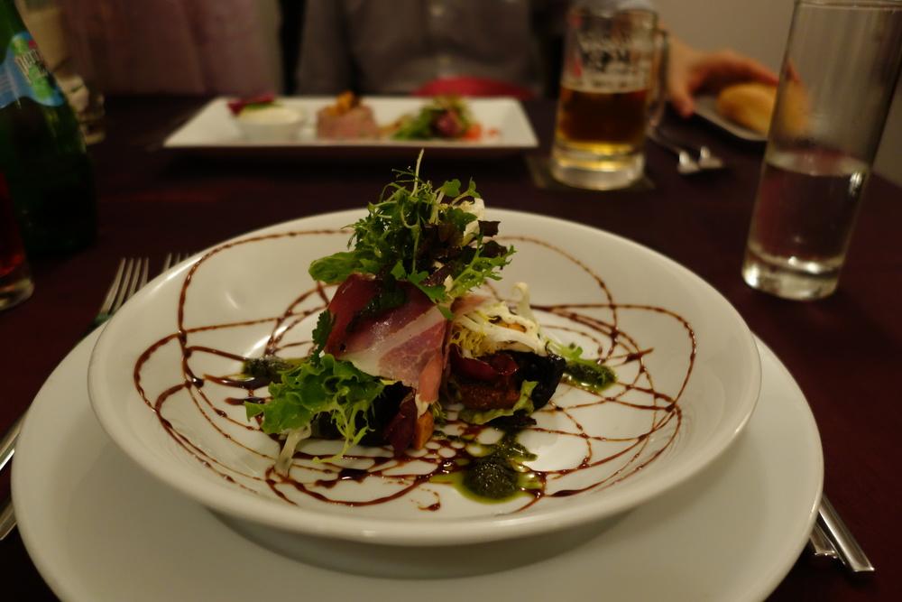 Appetizer / 前菜
