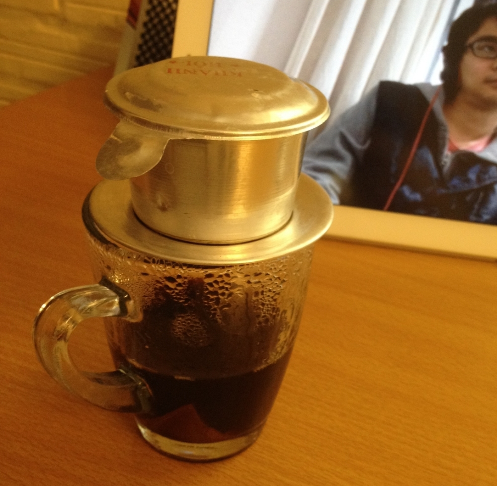 weekend coffee / 週末のひととき