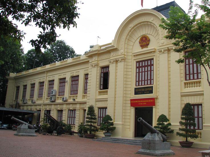 Revolutionary Museum /革命博物館  source: pinterest