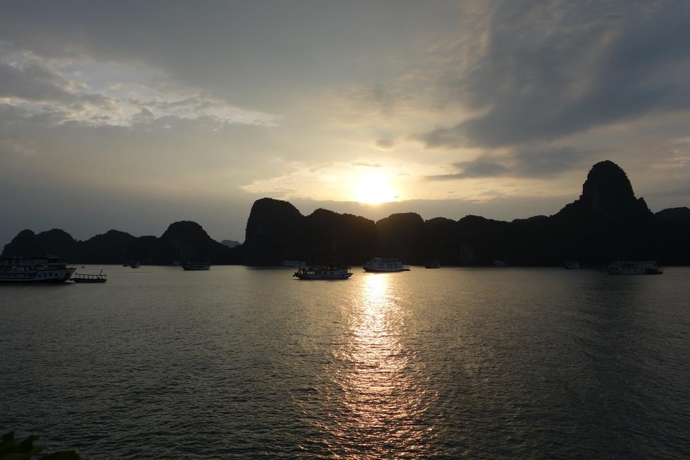 sunrise / 日の出