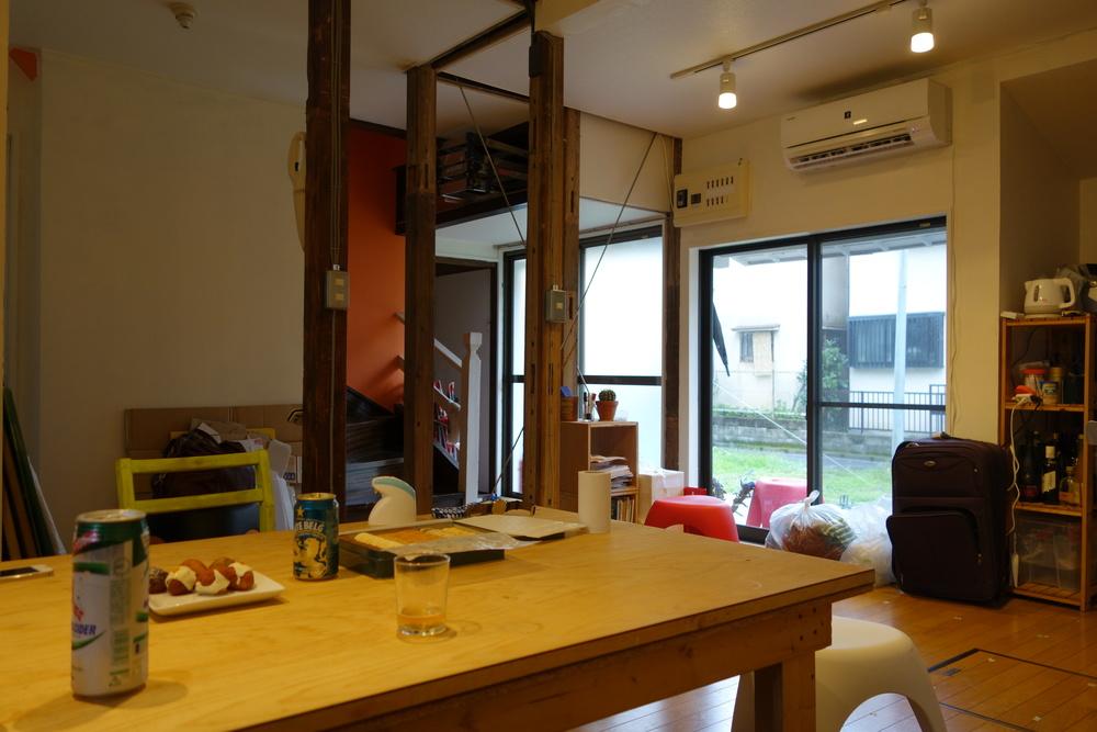 Mokuchin office/ モクチン事務所