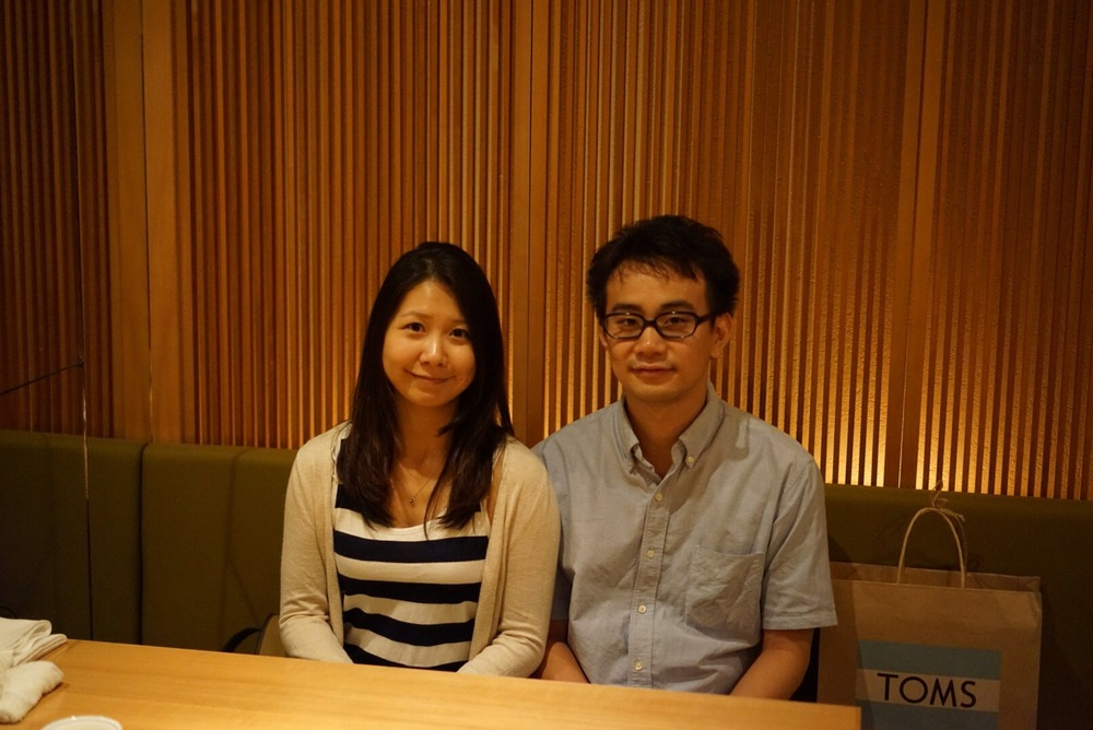 anniversary dinner / 記念日の食事