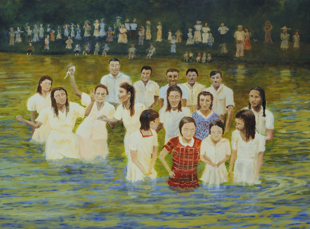 Gather at the River