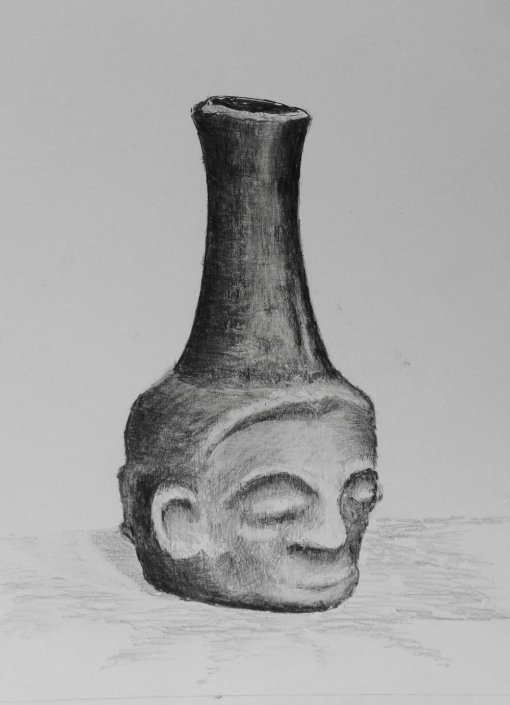 Face Pot ca 1200 A.D.