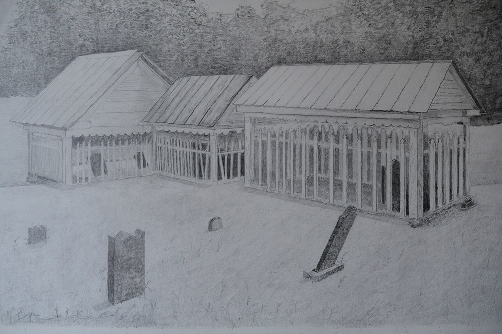 Kentucky Gravehouses