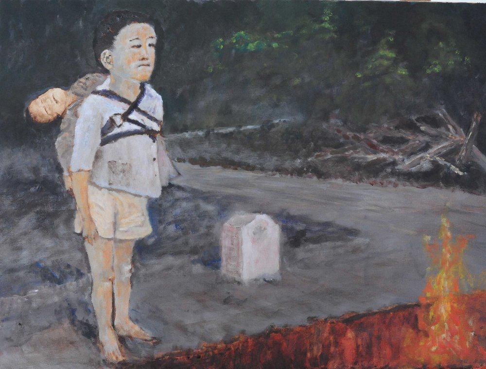 Brothers,  Nagasaki August 1945