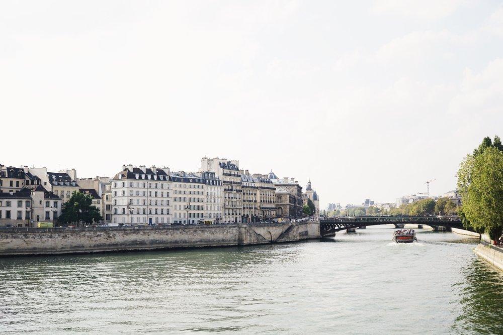 La Seine paris blog review