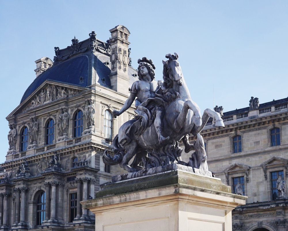 The louvre travel paris blog what to do