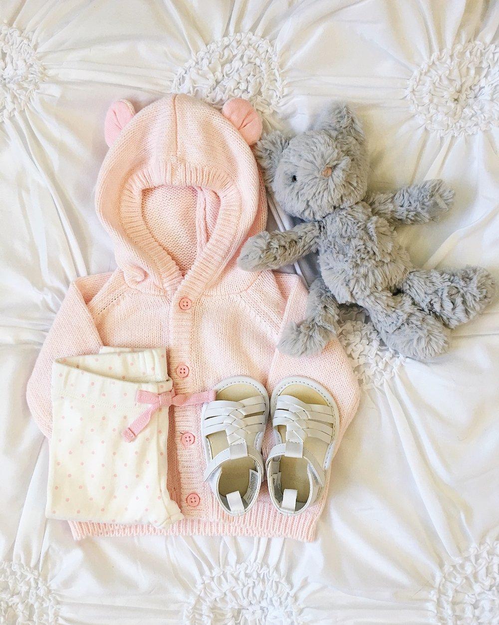 gymboree newborn clothes hikari murakami blogger