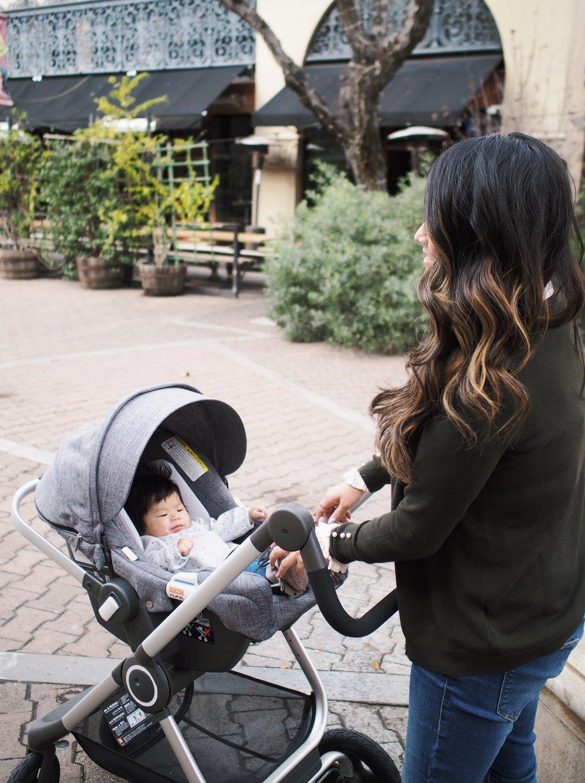 hikari murakami blogger stokke stroller motherhood