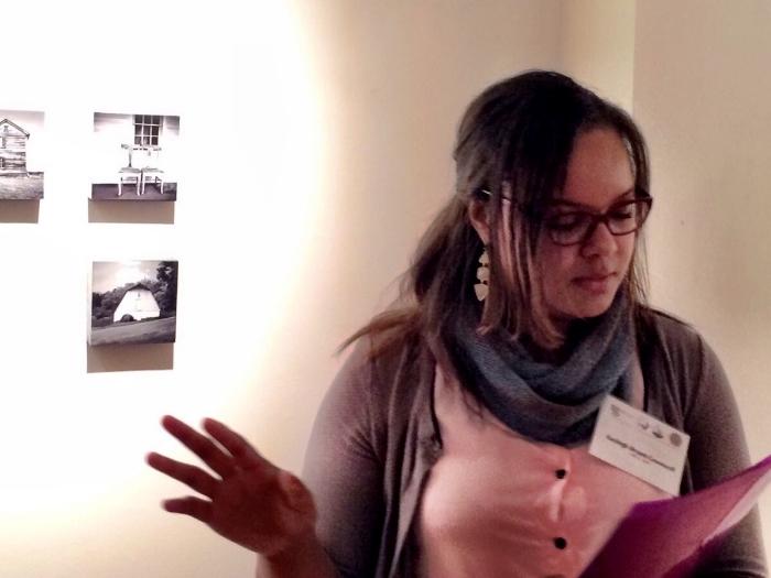 Kayleigh Bryant-Greenwell, 5x5x(5) exhibition juror