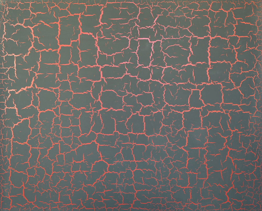 V.F. 1993. 120 x 90. Canvas, acrylic, oil.
