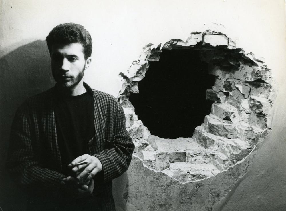 1991 г. — «По ту сторону искусства» (Галерея в Трёхпрудном переулке,Москва)