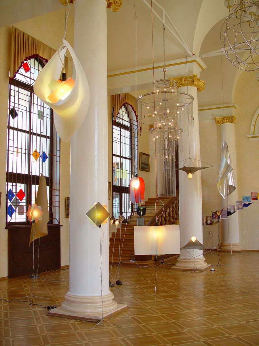2007 г.— Арт Хай-тек проект, (Художественный музей. Cочи, Россия)